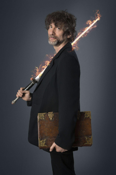 Good Omens BBC Radio Four Adaptation Promotional Pictures And