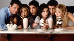 Image For Friends Tv Show Cast
