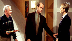 FRASIER comedy sitcom series wallpapers