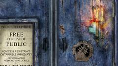 Broken Tardis Doors Doctor Who Tv Series hd wallpapers