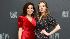 BBC America s Killing Eve Renewed for a Second Season Ahead of