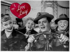 Pix For I Love Lucy Christmas Wallpapers