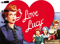 Love Lucy Comedy Family Sitcom Television Poster High Resolution