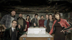 Money Heist The second season of the hit Spanish TV series La Casa de Papel