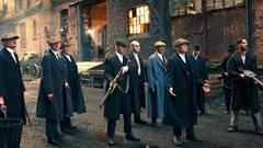 Wallpapers weapons the series gang BBC Peaky blinders