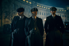 Which Peaky Blinders character are you