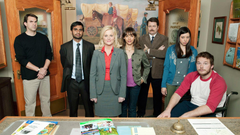 HD Parks and Recreation cast members Wallpapers