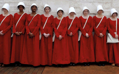 The Handmaid s Tale Dystopian dread in the new golden age of