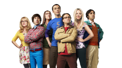 Cast of The Big Bang Theory