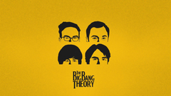 Four haircuts from The Big Bang Theory