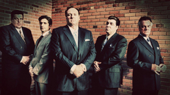Pix For The Sopranos Iphone Wallpapers