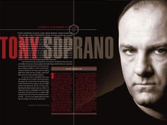 Interview Gandolfini Tony The Sopranos backgrounds in 1024x768