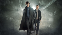 Sherlock TV Series Wallpapers