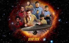 Star Trek The Original Series by 1darthvader