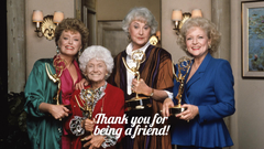 The Golden Girls Cast with Awards HD Wallpapers FullHDWpp