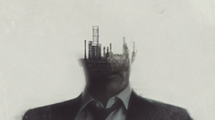 True Detective Intro Backgrounds