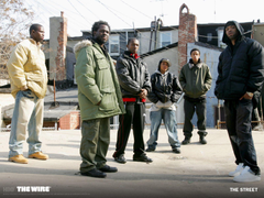 HBO The Wire Extras Wallpapers