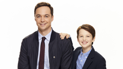 Jim Parsons And Young Sheldon HD Tv Shows 4k Wallpapers Image