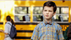 Young Sheldon HD Tv Shows 4k Wallpapers Image Backgrounds
