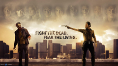 The Walking Dead Wallpapers HD by Samuels