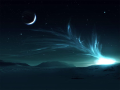 Astronomy Fantasy Glow HD Wallpapers