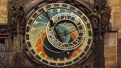 The Prague Astronomical Clock HD Wallpapers