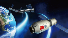 China s Second Mini Space Station to Launch Today