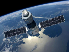 Locations revealed where Chinese space station will crash in few