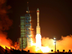 China s space station out of control and on crash course to