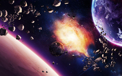 Asteroids Space