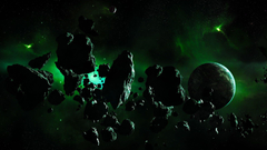 Asteroid HD Wallpapers