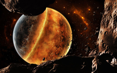 planet asteroids Wallpapers