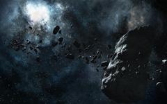 Asteroid Belt Wallpapers