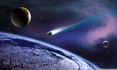 Comet HD desktop wallpapers Widescreen High Definition