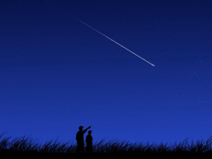 Comet falling wallpapers and image