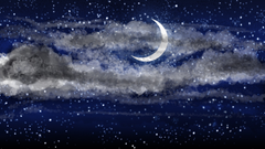 Crescent Moon HD Wallpapers