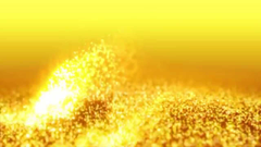 Animated Backgrounds Wallpapers Gold Dust Wind Particles HD