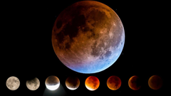 Lunar Eclipse Wallpapers Scalsys