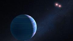 Wallpapers Exoplanet Dwarf stars 4K Space