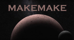 Hubble discovers that dwarf planet Makemake has a moon