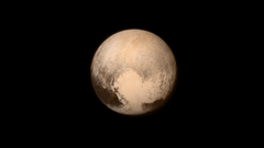 pluto dwarf planet space surface HD wallpapers