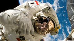 Cosmonaut HD desktop wallpapers Widescreen High Definition