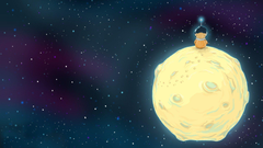space star moon bear cosmonaut helmet picture HD wallpapers