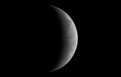 Wallpapers Mercury Little planet Hermes Psychopomp Elliptical
