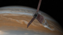 Jupiter s Gravity Embraces NASA s Juno Spacecraft