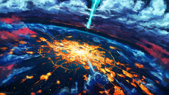 Apocalypse Cosmos Disaster Explosion World HD Artist 4k Wallpapers