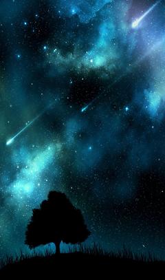 Shooting Stars Wallpapers