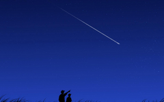 Shooting Star Widescreen Hd Wallpapers Falling Backgrounds For Iphone