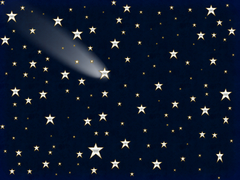 Group of Shooting Stars Wallpapers
