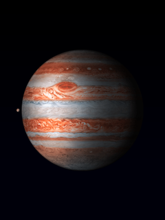 iPad Pro Jupiter wallpapers for iPhone 6 and iPhone 6 Plus